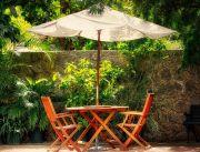 Des idées pour ombrager esthétiquement votre terrasse, jardin ou balcon